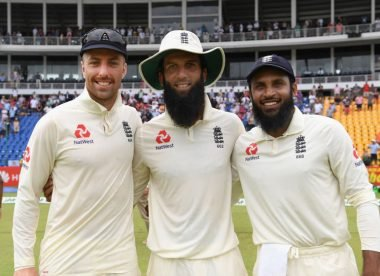 Quiz! England spinners with wickets in men's Tests since 1980