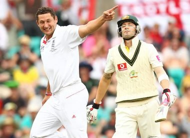 Tim Bresnan: England's underrated Ashes hero