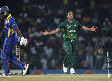 Shoaib Akhtar: The tearaway who was one of us