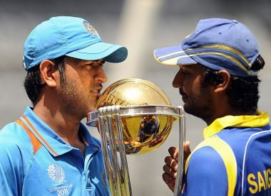 Sangakkara recalls why 2011 World Cup final toss was done twice