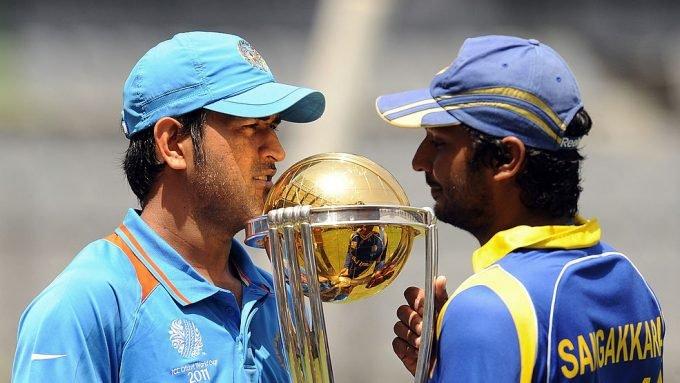 Sangakkara recalls why 2011 World Cup final toss was done twice