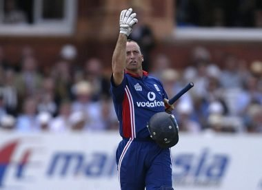 Nasser Hussain: I'd absolutely do the three-finger salute celebration again