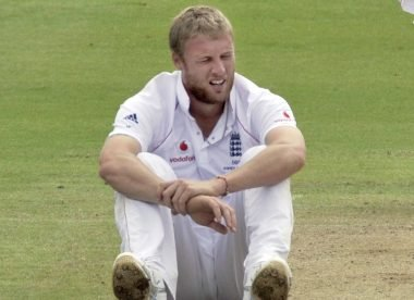 'Became known as a fat cricketer' – Flintoff reveals how bulimia affected his career