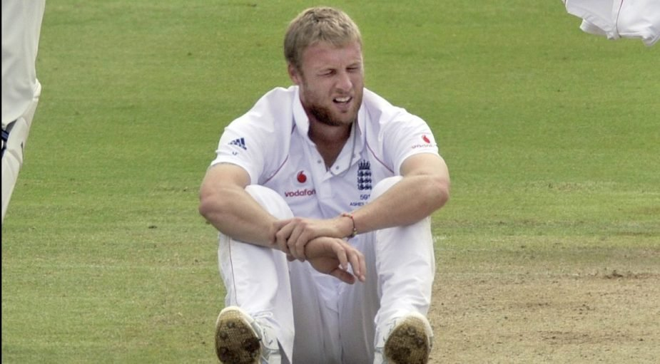 'Became Known As A Fat Cricketer' – Flintoff Reveals Bulimia Struggle