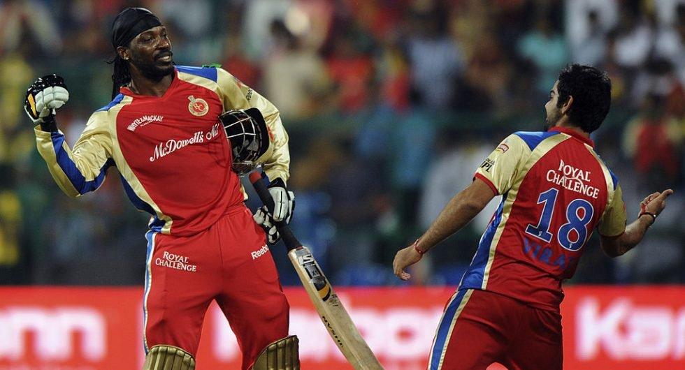 Chris Gayle Smashes Virat Kohli In Reopened ESPNcricinfo Poll | Wisden