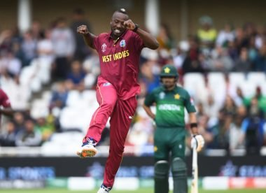 When West Indies dismantled Pakistan in 35 overs