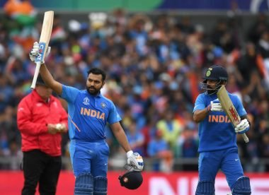 'We need to win at least two out of three World Cups coming up' – Rohit Sharma
