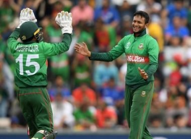 Bangladesh v West Indies: A combined ODI team of the series