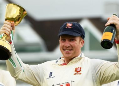 Simon Harmer: Wisden Cricketer of the Year - Almanack
