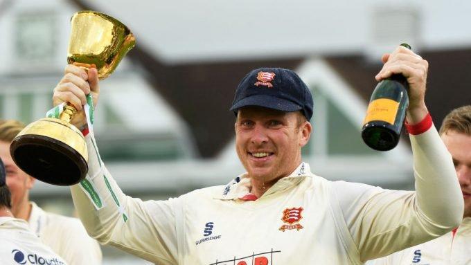 Simon Harmer: Wisden Cricketer of the Year - Almanack