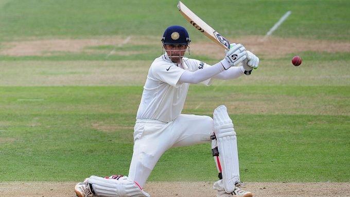 The Big Five who defined the era of batsmanship: Rahul Dravid
