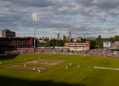 ECB maps out 'two/three venue model' for return of international cricket