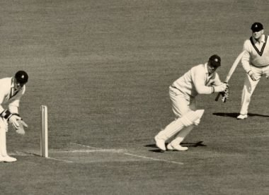 Bob Wyatt: A Warwickshire legend with an appetite for the big occasion