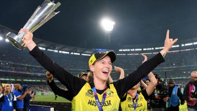 Meg Lanning gives lockdown batting masterclass to Ireland Women