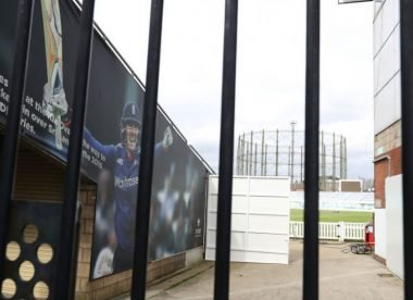 ECB: No county cricket before August 1