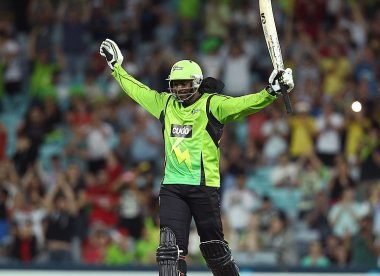 How Chris Gayle's lie-ins forced Sydney Thunder to change their training routine