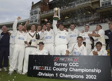 Surrey in 2002: The greatest County Championship side in living memory?
