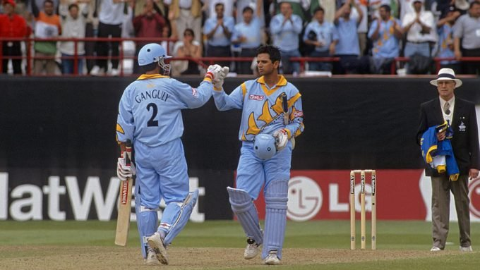 When Rahul Dravid and Sourav Ganguly went big in Taunton