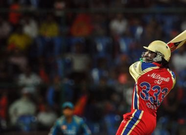 When Yuvraj's 'sore shoulder' spared him from Gayle's onslaught in the 175 game