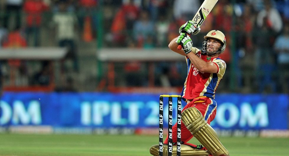 AB de Villiers in IPL Best Run-Chases #4