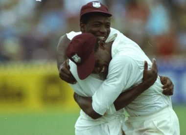 When Haynes' boot and the indomitable Walsh helped Windies clinch a thriller