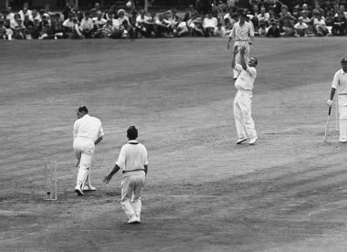 When an irresistible Richie Benaud spun a web around England to seize Ashes glory