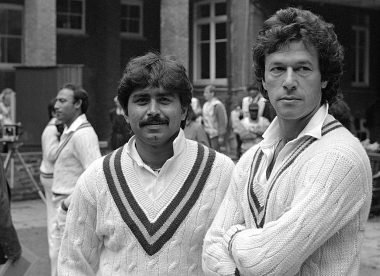 'I was your captain, you weren't mine' – Miandad reignites old feud with Imran