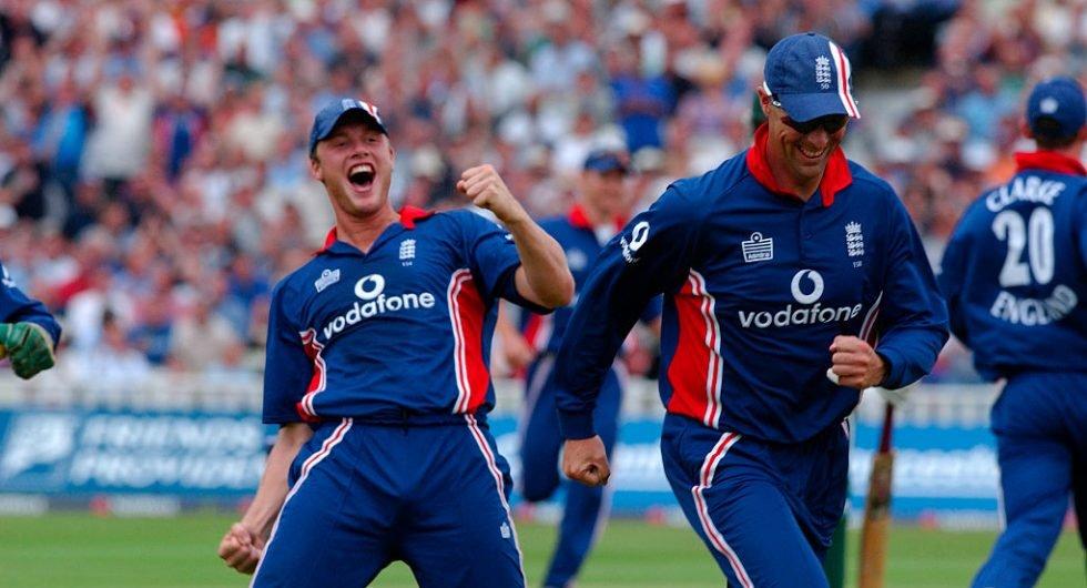 England ODI 2000s