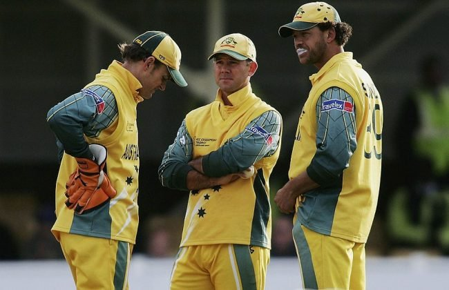 Wisden's ODI team of the 2000s