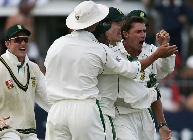 When a 21-year-old Dale Steyn stunned Michael Vaughan to announce himself in style