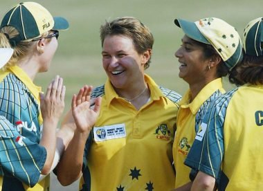 Wisden's women's spell of the 2000s, No.2: Shelley Nitschke's 7-24