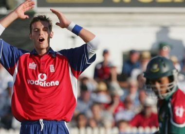 How Chris Tremlett was cruelly denied a hat-trick on England debut