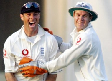 How Marcus Trescothick cost Geraint Jones a world record on Test debut