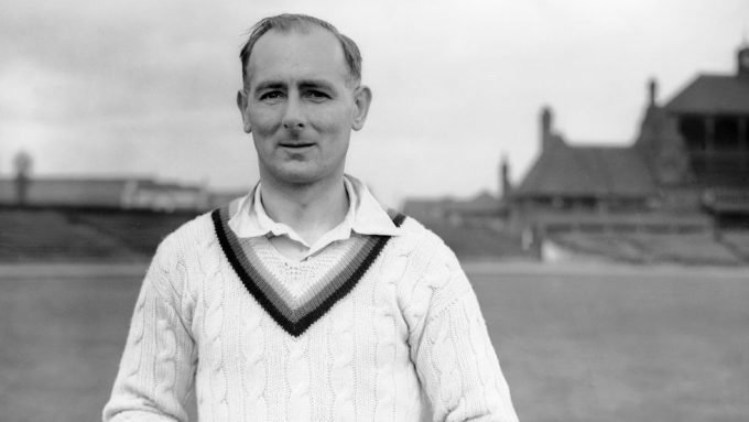 My Golden Summer 1934: Hedley Verity spins England to an epic win at Lord's