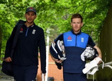Eoin Morgan: 'Door is still open' for Alex Hales to return before T20 World Cup