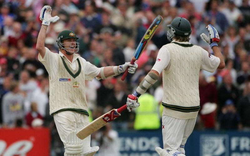 Ashes 2005