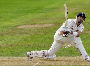 When Kevin Pietersen 'switched' it on against Muralitharan