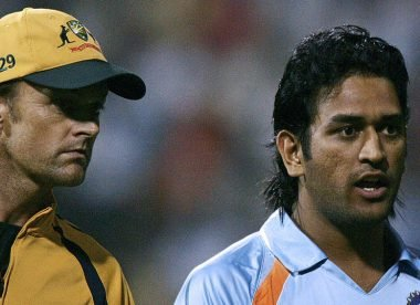 Dhoni or Gilchrist – who keeps in Wisden's ODI team of the 2000s?