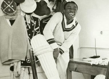 How Conrad Hunte reined in his instincts to be West Indies' rock - Almanack