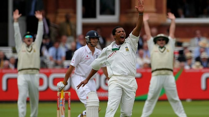 When Makhaya Ntini lorded over England with a historic ten at Lord's
