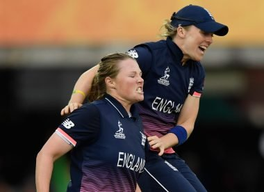 Heather Knight almost took Anya Shrubsole off one over into WWC17 final-winning spell