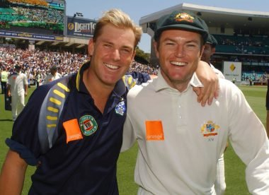 'I'm going to get 400' – MacGill's Test wickets goal after Warne's retirement