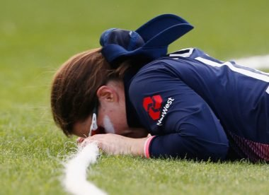 How Tammy Beaumont's post-WWC17 final chicken splurge ended badly for Heather Knight