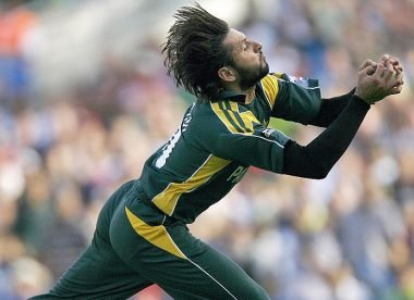 When Afridi's blinder triggered a New Zealand collapse of epic proportions at The Oval