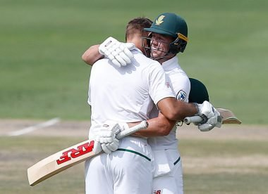 Quiz! Name the South Africa players with the most sixes in Test cricket