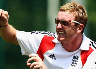 How Paul Collingwood wound up David Hussey before the 2010 World T20 final
