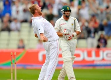 Remembering Andrew Flintoff's epic battle with Jacques Kallis
