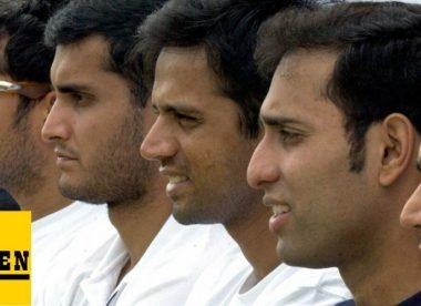 Wisden's India Test team of the 2000s