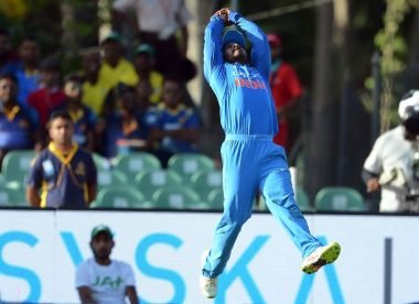 Quiz! Name the players to take at least 50 outfield catches for India in ODIs