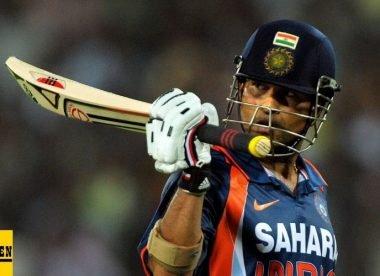 Wisden's ODI innings of the 2000s, No.5: Sachin Tendulkar's 175